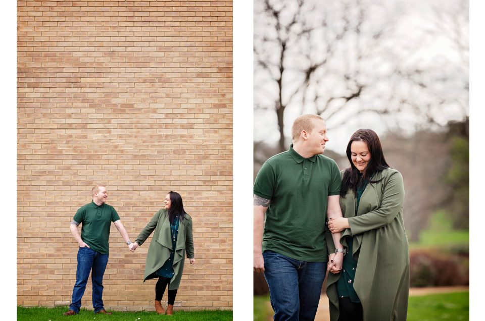 James + Joanna - Pre-wedding shoot