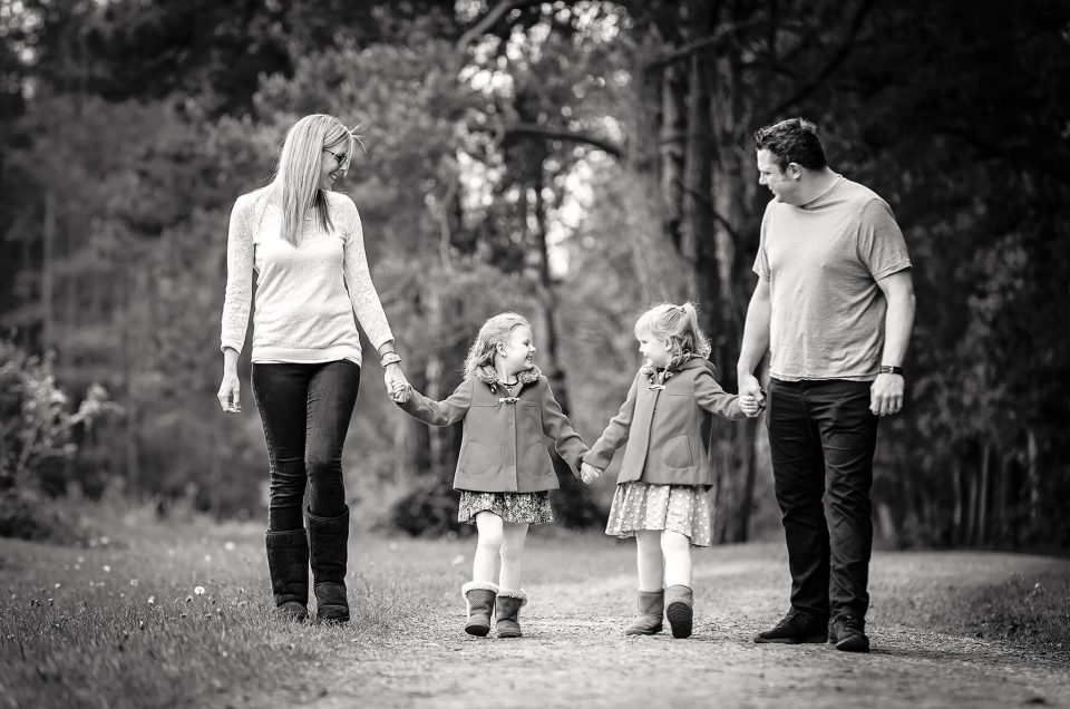 The Mullan Family - Portrait Shoot