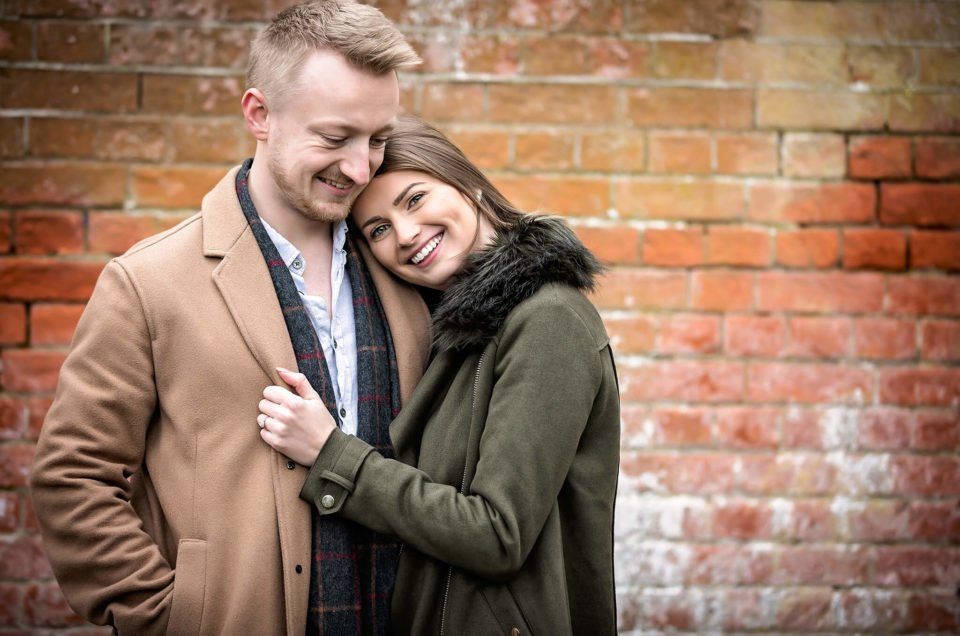 Ryan + Holly - Pre-wedding shoot