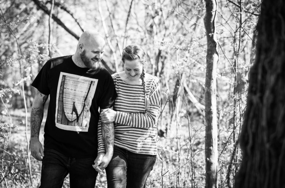 Paul + Carly - Pre-wedding shoot