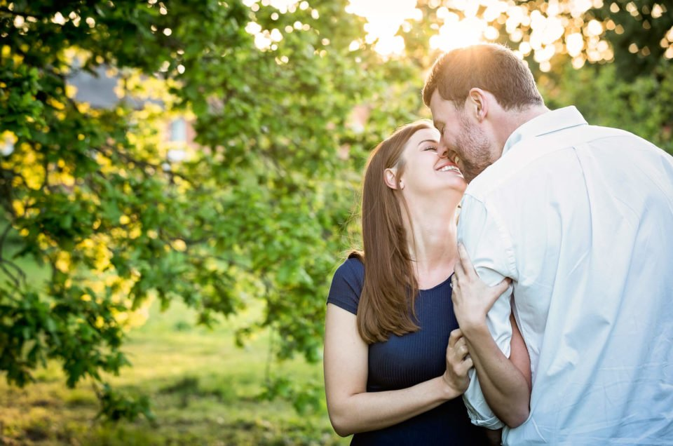 Will + Harriet - Pre-wedding shoot