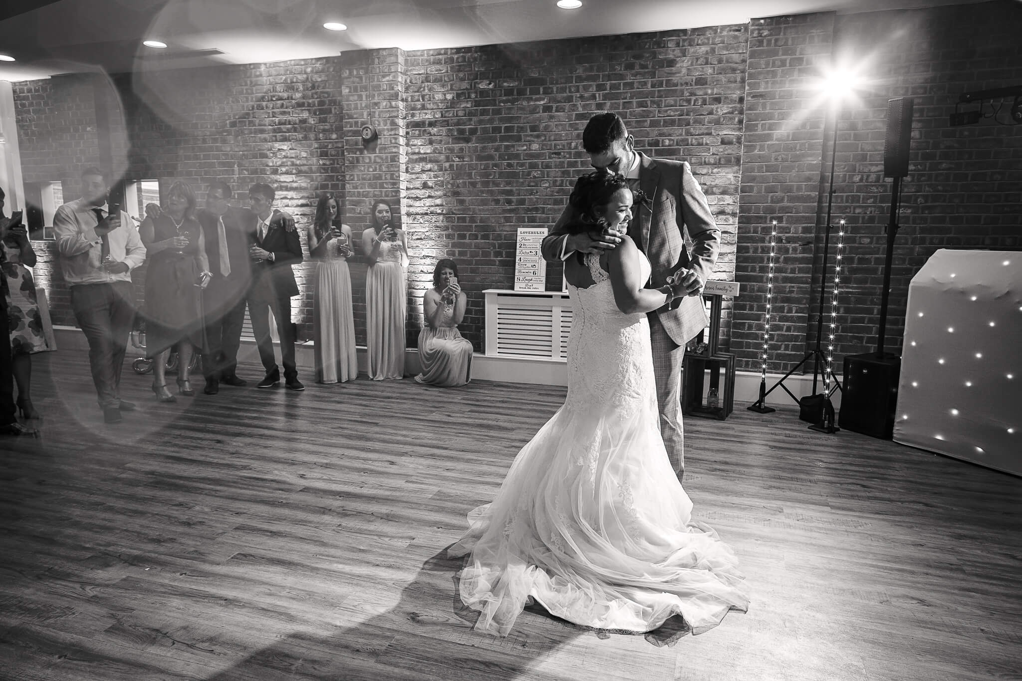 South-hill-park-first-dance