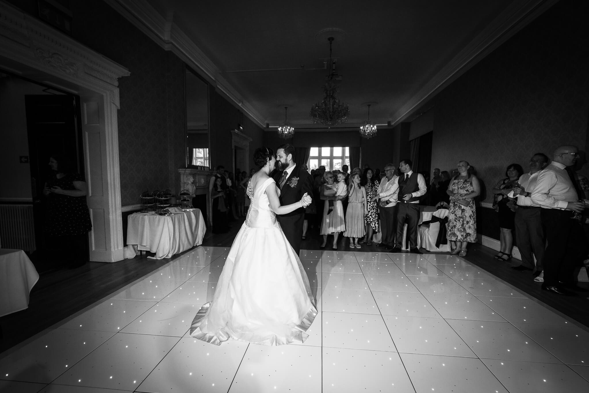 first dance shots