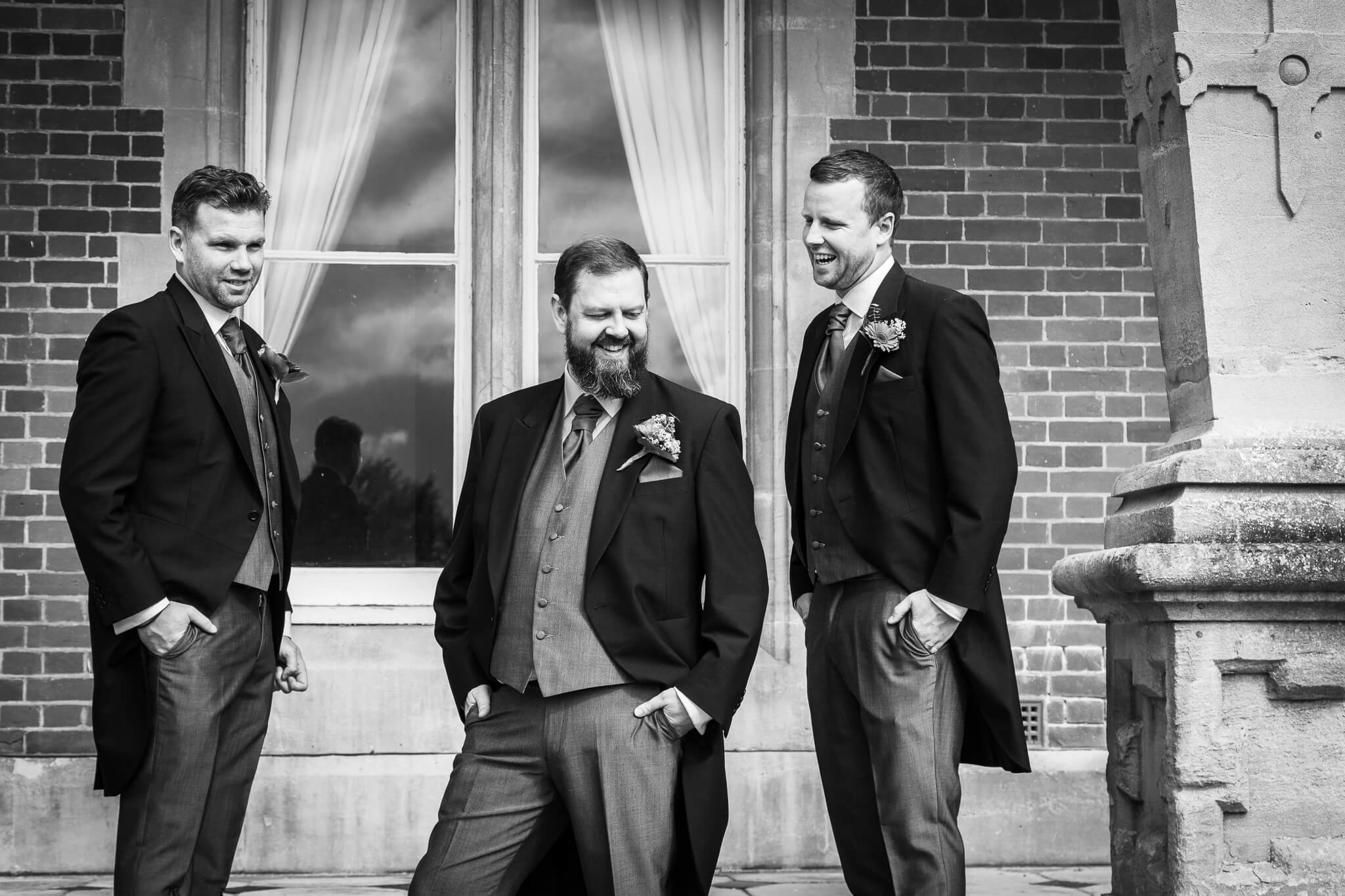 bestman wedding group