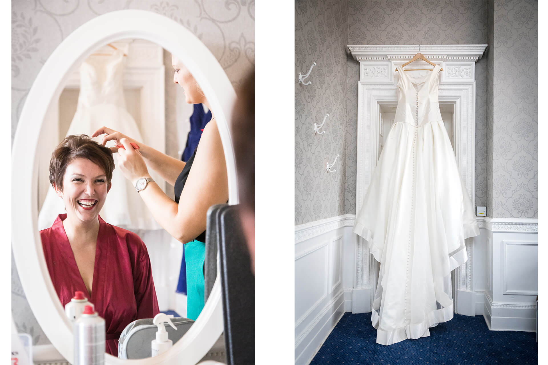 bride-preparation images