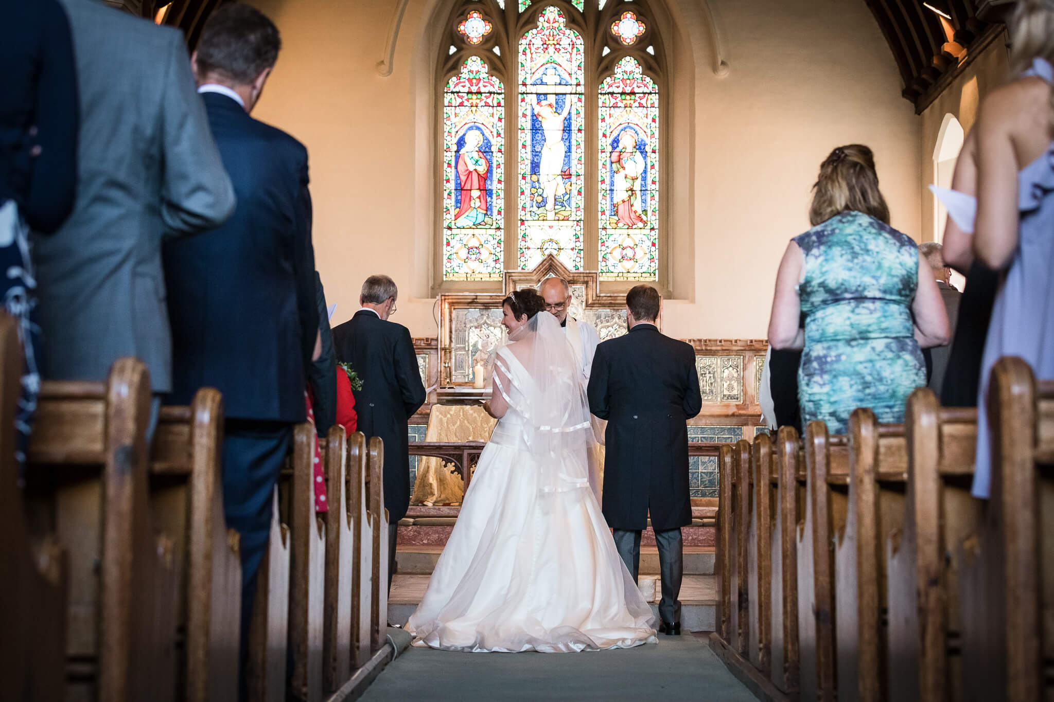 church wedding bracknell