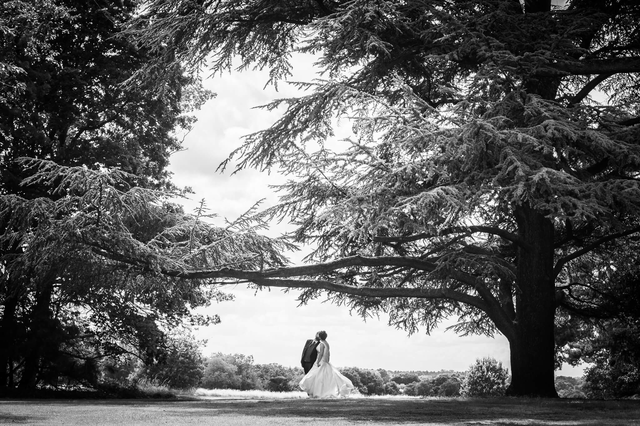 wedding photographer easthampstead park