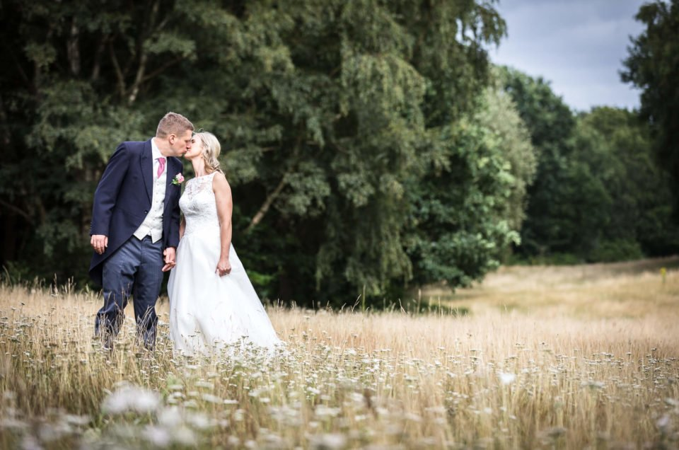 Ross + Charlotte - Wedding at Pennyhill Park