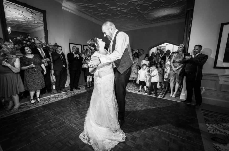 Martin + Siobhan - Wedding at Hartsfield Manor