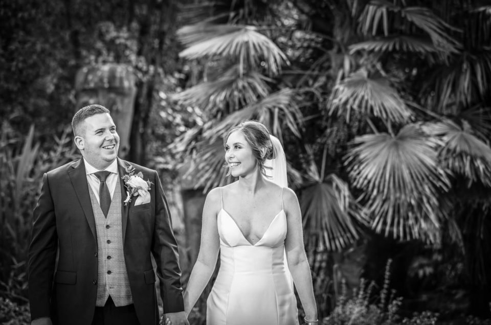 Paul + Nikki - Wedding at Marwell Hotel