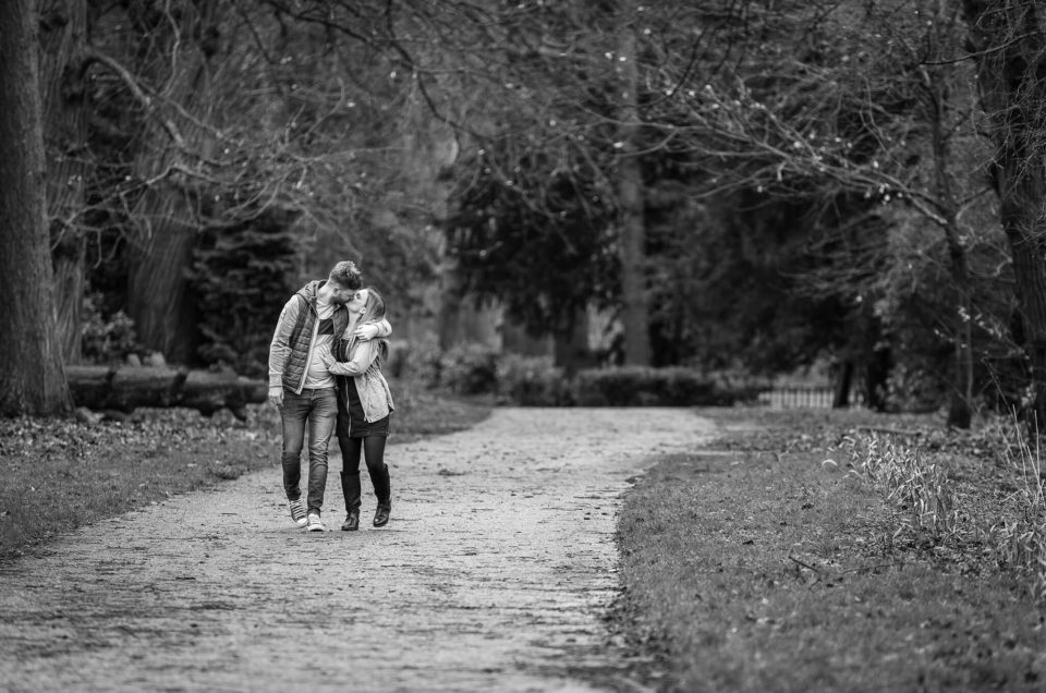 Brad + Hayley - Pre-wedding Shoot