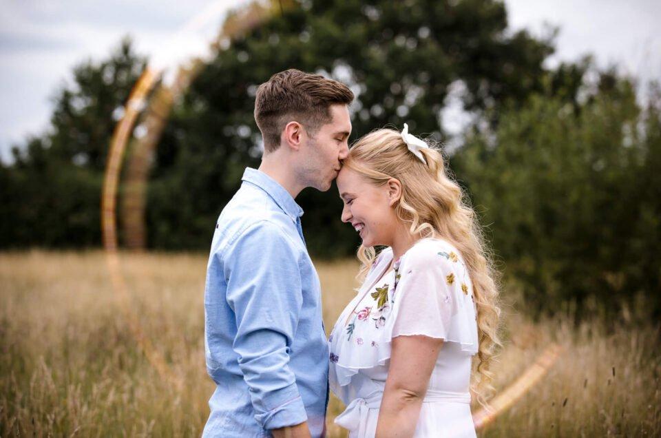 Ollie + Marilie - Pre-wedding shoot in Berkshire