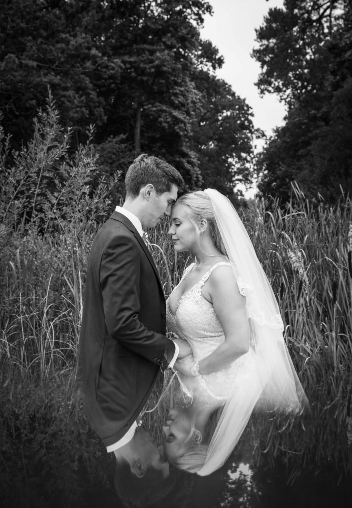 beautiful wedding photographs warbrook house