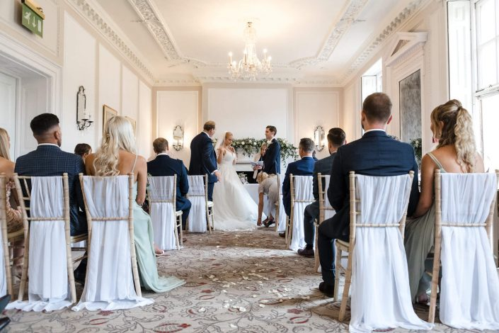 married at warbrook house