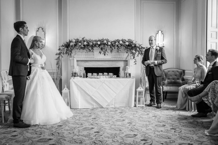 wedding speeches warbrook house