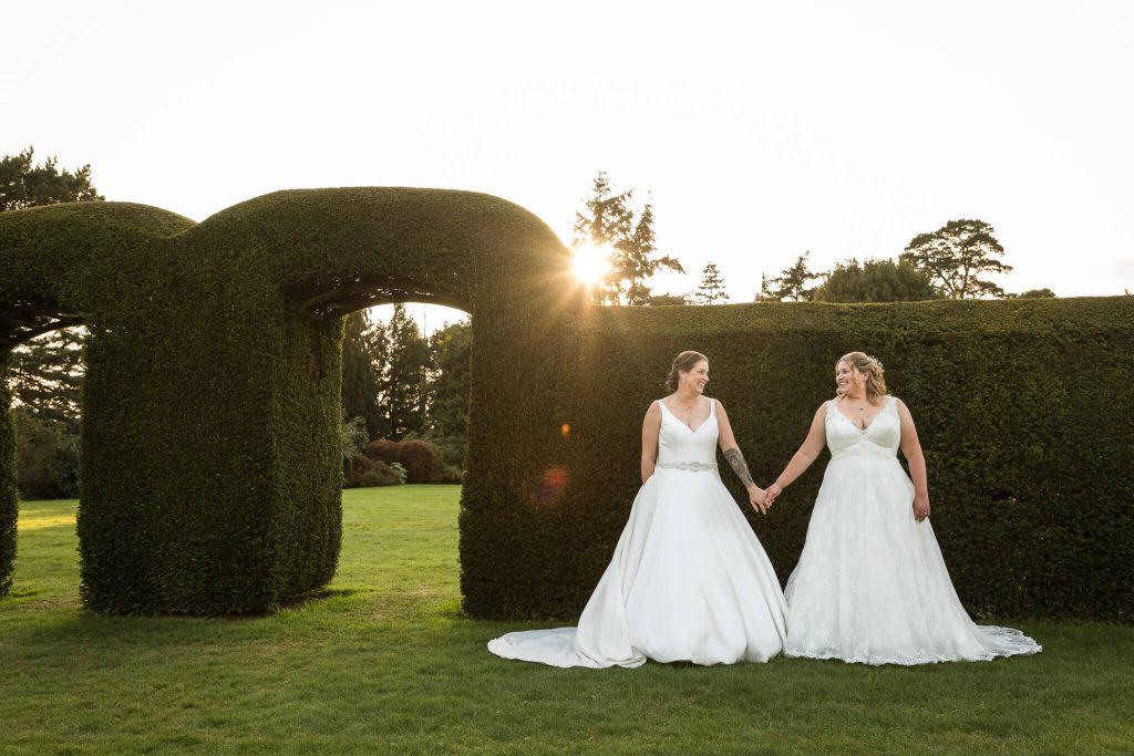 rnett hill hotel wedding lauren mitchell