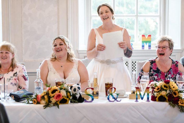 brides sex same wedding