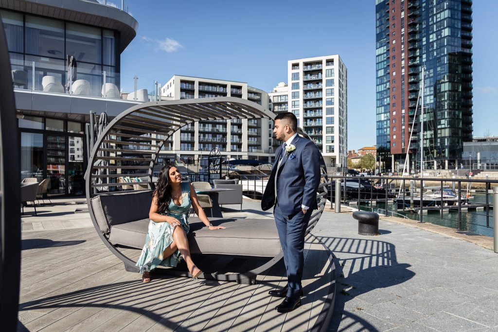 harbour hotel wedding photography