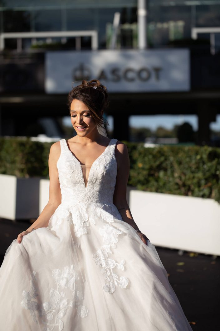 Ascot Racecourse wedding photographer