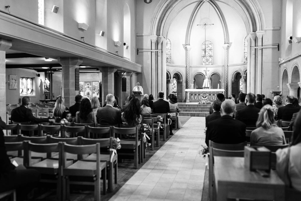 church wedding reading