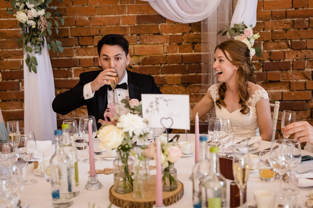 fun wedding days