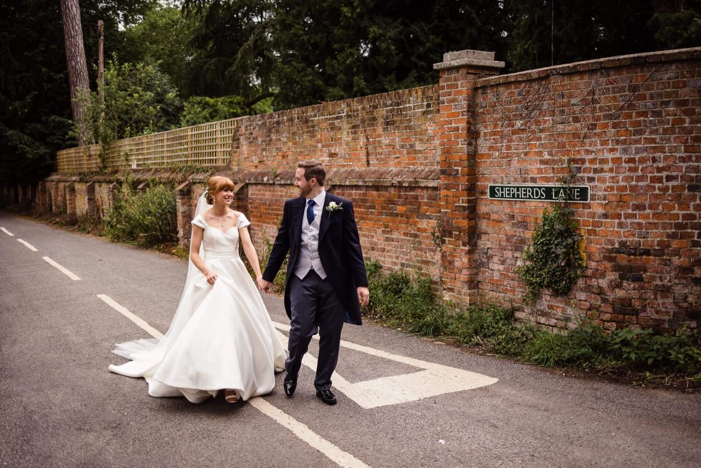 natural wedding photography surrey