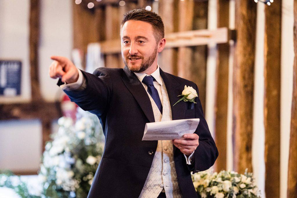 wedding day speeches bestman